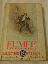 I. Tourgueneff - FUMEE - Anni '50 - Collection Nelson