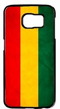 New Reggae Rasta Flag Jamaican Cool Back Cover Case For Samsung Galaxy Note 4
