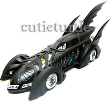 Hot Wheels Mattel 1995 Batman Forever Batmobile Diecast Vehicle 1:18 BLY43