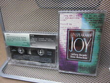 JEFFERY HARPOLE Unspeakable Joy cassette tape NEW Carouthers & Company jazz