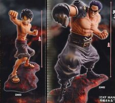Banpresto One Piece DXF MANHOOD Film Z Luffy + Zetto Figures Set OPY138