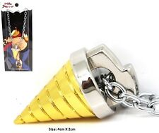 Gurren Lagann Core Drill Metal Necklace
