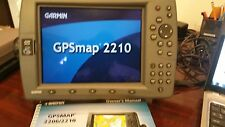 "Garmin GPSMAP 2210C, 10.4"" Color Chartplotter GPS MAP with preloaded charts maps"