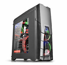 Thermaltake Versa N25 Window Mid-Tower Chassis Gaming PC Cabinet