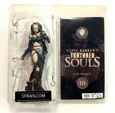 "McFarlane Clive Barkers Tortured Souls #3 Lucidique 6"" Action Figure Sealed MIB"