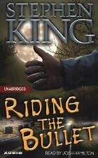 Riding the Bullet by Stephen King (2002, Cassette, Unabridged)