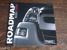 Isuzu D-Max Roadmap Limited Edition, Prospekt / Brochure / Depliant, CH (F) 2006
