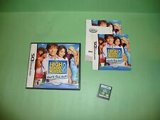 High School Musical 2: Work This Out (Nintendo DS, 2008)