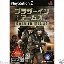 Used PS2 Brothers in Arms: Road to Hill 30 SONY PLAYSTATION 2 JAPAN