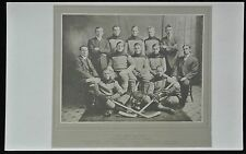 RPPC 1914-15 SCHOOLS HOCKEY TEAM - Winners Intermediate Intercollegiate Assoc.