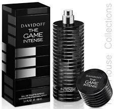 Treehouse: The Game Intense By Davidoff EDT Perfume Spray For Men 100ml