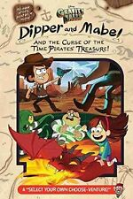 Gravity Falls: Dipper and Mabel and the Curse of the Time Pirates' - 1484746686