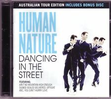Human Nature Dancing In The Street Australian Tour Edition CD with bonus disc
