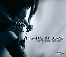 CD Sexy Tunes In A Jazzy Vibe Nights In Love von Various Artists