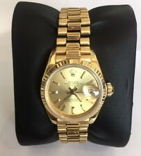 ROLEX PRESIDENTIAL OYSTER PERPETUAL 18K GOLD
