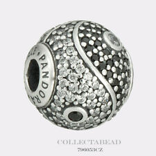 Authentic Pandora Essence Collection Sterling Silver Balance Bead 796053CZ