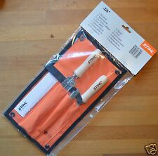 "Genuine Stihl Chainsaw Chain Filing Sharpening Kit 325"" 4.8mm 3/16"" Tracked Post"