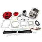 44mm Big Bore Cylinder Kit 47cc 49cc 2 Stroke Engine Pocket Bike Mini Dirt ATV