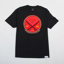 DIAMOND SUPPLY CO Victory Swords S/S Tee (LARGE) (Black) - FREE SHIPPING