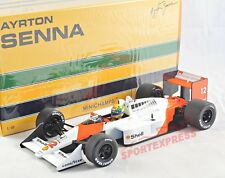 New 1/18 Minichamps 540881812 mclaren honda mp4-4 worldchampion, 1988, senna