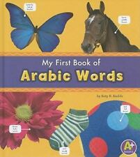 My First Book of Arabic Words (A+ Books)-ExLibrary