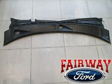 08 thru 10 SD F250 F350 OEM Genuine Ford Parts Cowl Panel Grille Set RH & LH NEW