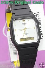 AW-48HE-7A White Casio Unisex Watches Dual Time Resin Band Brand-New