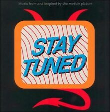 Stay Tuned (1992 Film); Soundtrack 1992 CD, Rap, Salt N Pepa, X-Clan, Kool Moe D
