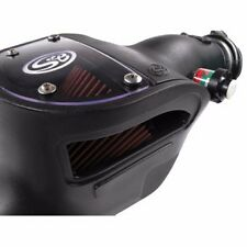 S&B Cold Air Intake Kit Oiled Filter For 2008-2010 Ford 6.4L Powerstroke Diesel