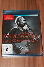 Lindsey Buckingham - Songs From The Small Machine (Blu-ray)(EVB333949)(Neu+OVP)