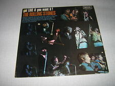 THE ROLLING STONES 33 TOURS FRANCE GOT LIVE