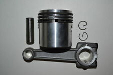 CLINTON ENGINE NOS. SERIES D-700   **COMPLETE PISTON ASSEMBLY** & ROD.