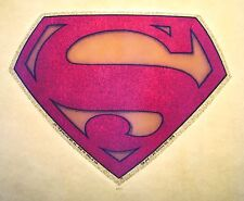 '78 ORIG Logo RARE PROMO DC Comic Superman Christopher Reeve VTG t-shirt iron-on