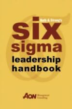 RATH and STRONG's SIX SIGMA LEADERSHIP HANDBOOK by Rath and Strong Staff