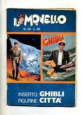 IL MONELLO # Anno XXXIX N.35 16 Settembre 1971 # Casa Editrice Universo