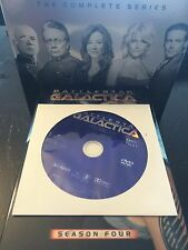 Battlestar Galactica - Season 4, Disc 2 REPLACEMENT DISC (not full season)