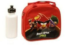 Angry Birds & Friends Insulated Lunch Box Bag with Water Bottle by Rovio-New!