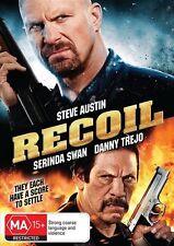Recoil (DVD, 2012)**BRAND NEW SEALED** Steve Austin*Danny Trejo**