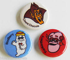 Cereal Monster FRIDGE MAGNET Set count chocula frankenberry boo berry box