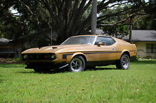 1972 Ford Mustang 351ho