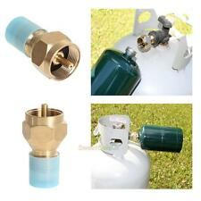 Propane Refill Adapter Lp Gas Cylinder Tank Coupler Heater Camping Hunt Outdoor