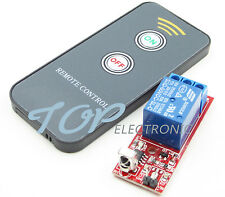 5V Active 1 Channel Infrared Switch Relay Driving Module Board Remote Controller