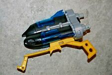 DC Batman The Dark Knight Rises Triple Barrel Grapnel Soft Dart Gun Toy RARE HTF