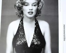 RICHARD AVEDON PHOTOGRAPHS ORIGINAL 2009 AMSTERDAM GALLERY POSTER MARILYN MONROE
