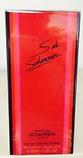 S DE SCHERRER BY SCHERRER PARFUMS WOMEN EAU DE PARFUM 1.7 OZ / 50 ML NIB
