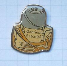 GABRIELA SABATINI .......................... Kosmetik / Parfüm-Pin (223a)