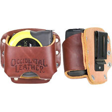 Occidental Leather 5042 Clip-On Measuring Tape Holster - Stanley Upto 35-Ft