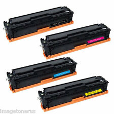4-Pack Toner Set for HP LaserJet Pro 400 Color M451dn M451dw M451nw M451 CE410X