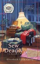 Sew Deadly Southern Sewing Circle Series)