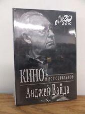 Andrzej WAJDA Autobiography Russian Book HCDJ
